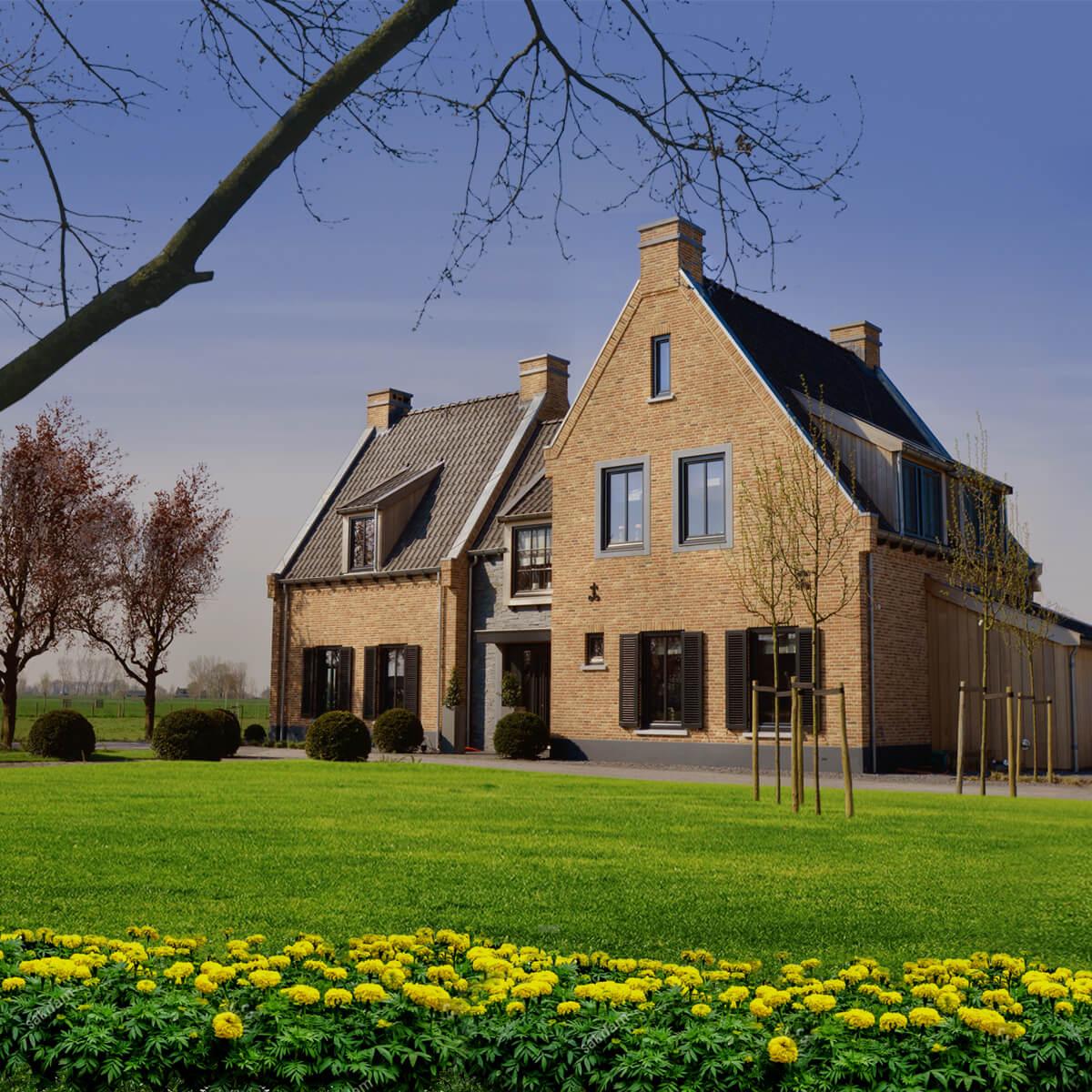 Nieuwe woning bouwen alles kan bij brummelhuis brummelhuis for Nieuwe woning bouwen